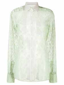 Viktor & Rolf Classic Cut shirt - Green