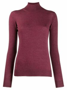 Etro knitted top - Red
