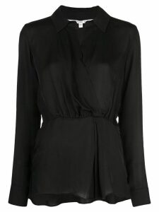 Veronica Beard loose fit shirt - Black