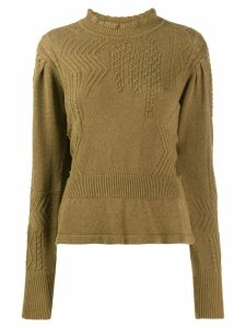 Isabel Marant Étoile Kerry jumper - Green
