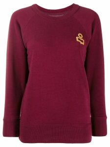 Isabel Marant Étoile Romer sweatshirt - Red