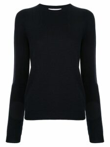 Jil Sander crew neck sweater - Blue