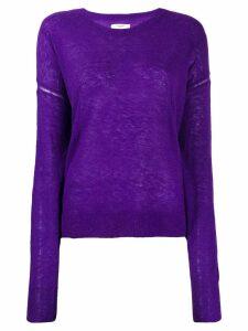Isabel Marant Étoile Fenton jumper - Purple