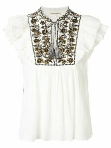 Ulla Johnson Nuru T-shirt - White