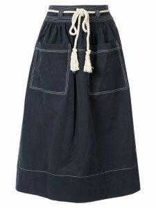 Ulla Johnson Dakota skirt - Blue