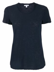 James Perse round neck T-shirt - Blue
