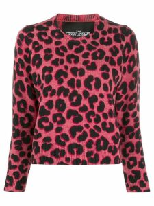 Marc Jacobs The Printed Sweater - PINK