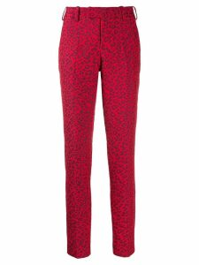 Zadig & Voltaire slim-fit trousers - Red