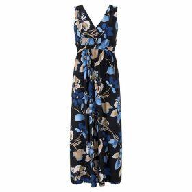 Nougat Milan Floral Maxi Dress