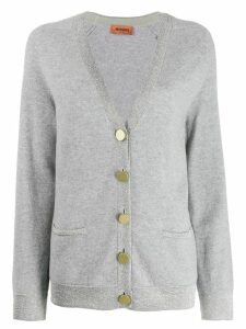 Missoni knit cashmere cardigan - Grey