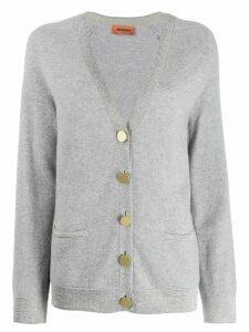 Missoni knit cashmere cardigan - Grey
