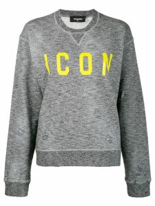 Dsquared2 Icon sweatshirt - Grey