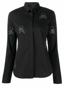 Philipp Plein Skull shirt - Black