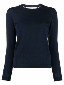 Red Valentino plain sweater - Blue