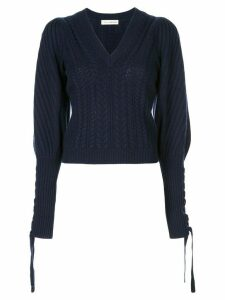 Ulla Johnson Brisa sweater - Blue