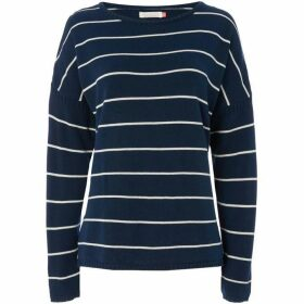 Brakeburn Loose Fit Stripe Jumper