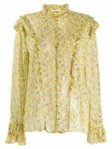 Zadig & Voltaire Tweet Anemone shirt - Yellow