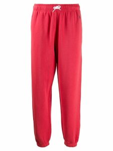 Polo Ralph Lauren cropped track trousers - Pink