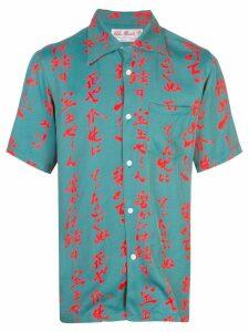 Opening Ceremony Aloha Blossom X Opening Ceremony shirt - Green