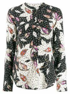 Isabel Marant Rusak shirt - Black
