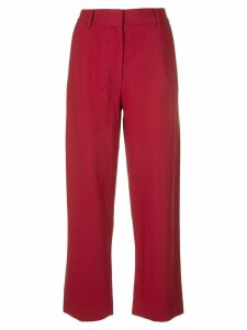 Khaite wide leg tailored trousers