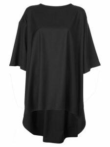 The Celect Drape back top - Black