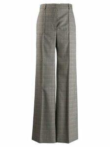 Stella McCartney Armidale check trousers - Black