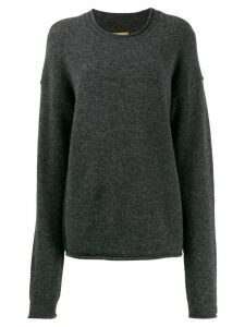 Uma Wang oversized jumper - Grey