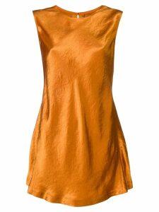 Sies Marjan sleeveless blouse - Orange