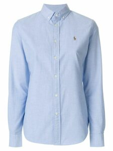 Polo Ralph Lauren button-down logo shirt - Blue