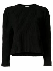 Casasola ribbed knit sweater - Black