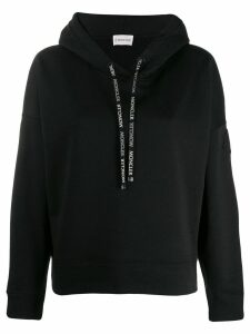 Moncler hooded sweatshirt - Black