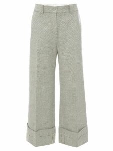 JW Anderson wide-leg trousers - White