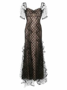 Alice Mccall Found You gown - Black