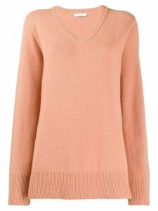 The Row long-line jumper - NEUTRALS