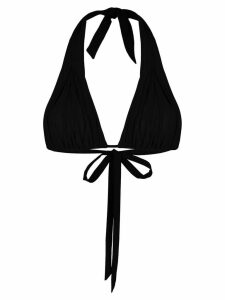 Carine Gilson soft triangle top - Black
