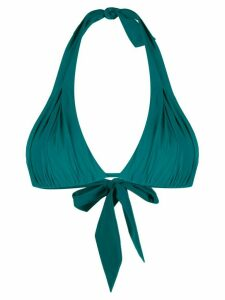 Carine Gilson Pp triangle top - Green