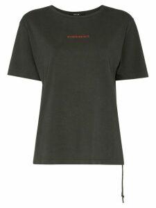 Ksubi Lyrical Lady T-shirt - Black