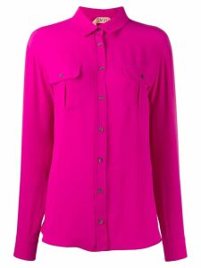 Nº21 tailored button front shirt - PINK