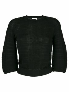 Chloé knitted jumper - Black