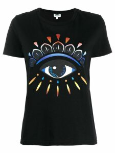 Kenzo gradient eye t-shirt - Black