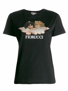 Fiorucci Angels T-shirt - Black