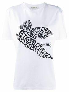 Etro printed T-shirt - White