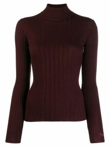 Etro ribbed jumper - Red