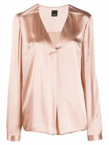 Pinko v-neck blouse