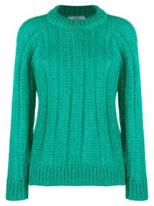 Prada chunky knit sweater - Green