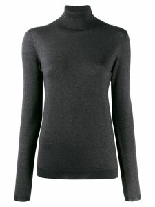Brunello Cucinelli roll neck sweatshirt - Grey