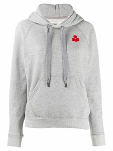 Isabel Marant Étoile Malibu sweatshirt - Grey