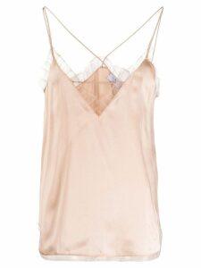 Iro sleeveless Berlana top - Pink