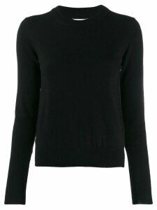 Maison Margiela slim fit jumper - Black